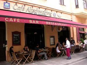 Café Altschwabing (Piadine im Königin 43 (© Schlemmerregion München)