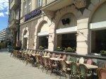 Café Schwabing, Außenbereich (© yelp.de)