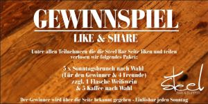 Steel Bar Brunch-Gewinnspiel  (© Steel Bar)