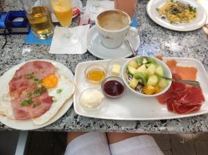 "Frühstück ""Tiffany"" für 1 P. im Ysenegger (©  SzeneMuc)"