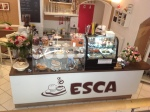 Theke im Innenbereich ESCA (© szenemuc)