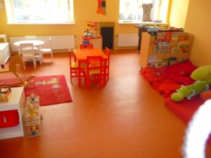 Kids Lounge im Kaiser Otto (© triplib.de)