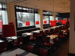 "Frühstücksraum im ""angelo"" Hotel(© szenemuc)"