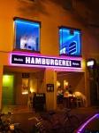 Außenansicht, Hamburgerei München (© Hamburgerei)