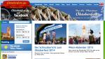 www.oktoberfest.de hat alle Infos zu Zelten, Reservierungen & Co.