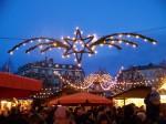 Der schnuckelige Weihnachtsmarkt auf dem kleinen Wittelsbacher Platz ist immer eine Reise wert.