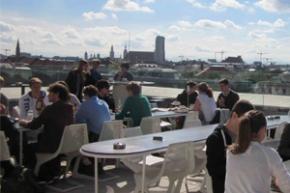 Café Vorhölzer Forum (© culturewoman.wordpress.com)