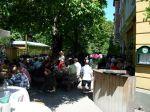Biergarten im Kaisergarten